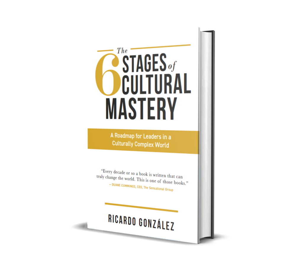 The 6 Stages of Cultural Mastery